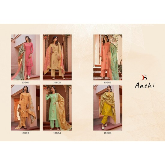 AASHI BY DEEPSY SUITS