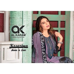 AL- AKRAM VOL-02 (Cotton Dupatta)