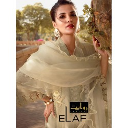 ELAF LUXURY LAWN COLLECTION 2021 RAWAYAT