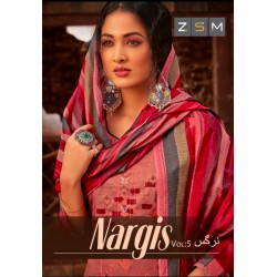 NARGIS VOL 5 (cotton duppta)