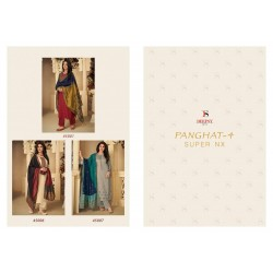 PANGHAT 4 NX (cotton dupatta)