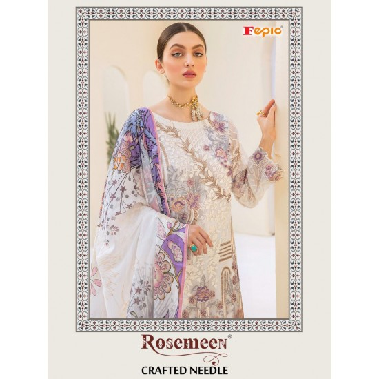 ROSEMEEN CRAFTED NEEDLE FEPIC