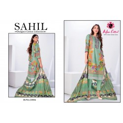 SAHIL DESIGNER COTTEN COLLECTION VOL 05 (Cotton dupatta) NAFISHA COTTON
