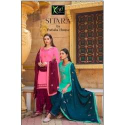 SITARA BY PATIYALA HOUSE KESSI