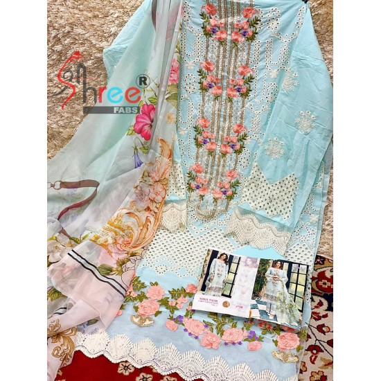 SOBIA NAZIR LAWN COLLECTION VOL 3 SHREE FABS.