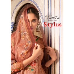 STYLUS 329 (Pure Duppta) (Winter Collection)