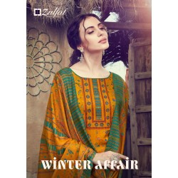 WINTER AFFAIR- H ZULFAT (Winter collection)